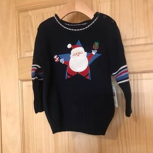 💥 24 months boys x-mas sweater NWT
